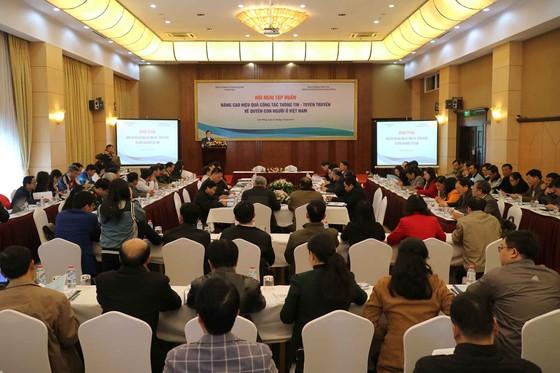 Nâng cao hiệu quả công tác thông tin, tuyên truyền về quyền con người ở Việt Nam ảnh 1