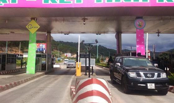 Xả trạm BOT phục vụ miễn phí người dân, du khách dự Festival Hoa Đà Lạt ảnh 1