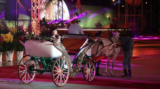 Đêm khai mạc Festival Hoa Đà Lạt đầy sắc màu ảnh 7