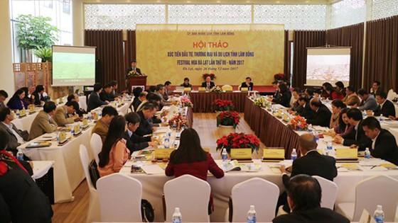 Lâm Đồng kêu gọi đầu tư hơn 50 dự án trong năm 2018 ảnh 1