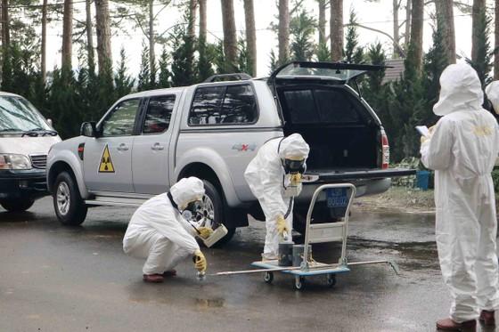 Ứng phó sự cố và bức xạ hạt nhân tại Đà Lạt ảnh 10