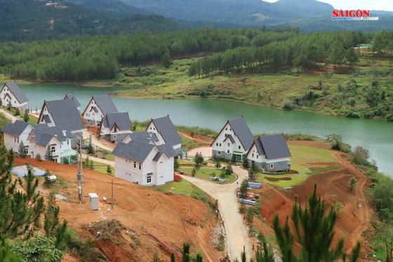 Khu nghỉ dưỡng cao cấp tại Đà Lạt tự ý san ủi 3 ha đất trái phép ảnh 1