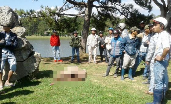 Đi câu cá, người đàn ông được phát hiện chết nổi trên hồ Xuân Hương - Đà Lạt ảnh 1