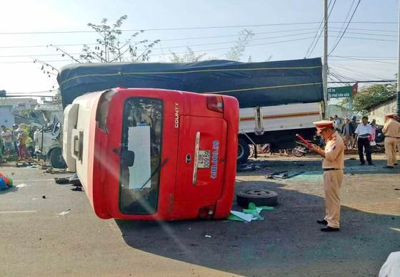 Tai nạn thảm khốc, 10 người thương vong ảnh 2