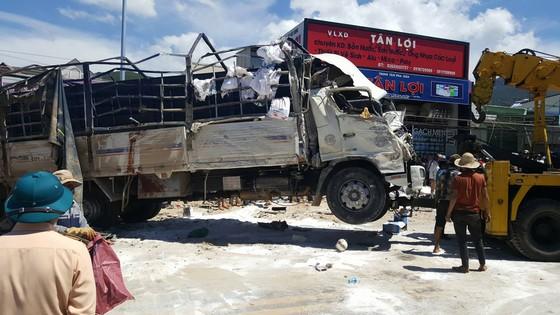 Vụ tai nạn thảm khốc trên QL 20: Xe tải gây tai nạn chạy với tốc độ 97km/giờ trong khu dân cư ảnh 1