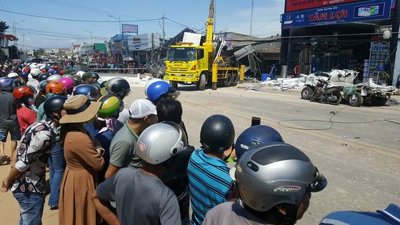 Vụ tai nạn kinh hoàng khiến 5 người tử vong tại Quốc lộ 20 qua lời kể nhân chứng ảnh 3