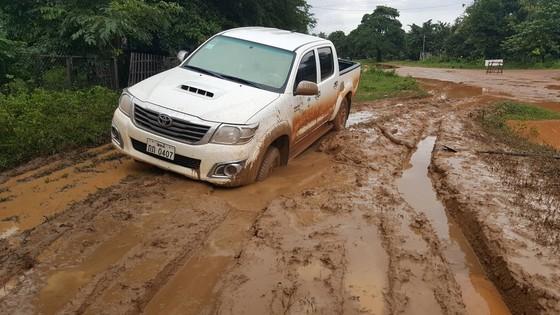 PV Báo SGGP ghi nhận tình hình cứu hộ người bị nạn vụ vỡ đập tại Lào ảnh 8
