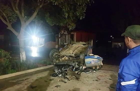Khởi tố nữ tài xế chạy hơn 100km/giờ gây tai nạn khiến 3 người tử vong ảnh 1