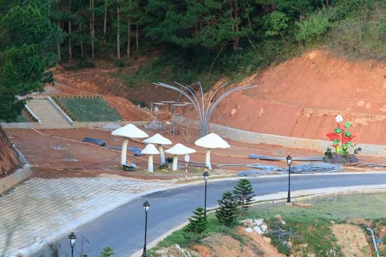 """Dự án nghỉ dưỡng cao cấp tiếp tục """"xẻo"""" đất rừng tại hồ Tuyền Lâm – Đà Lạt ảnh 3"""