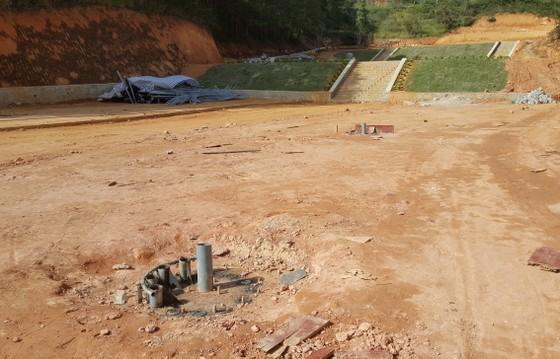Tháo dỡ công trình trái phép trong dự án nghỉ dưỡng cao cấp tại Đà Lạt ảnh 1