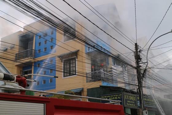 Hỏa hoạn thiêu rụi căn nhà ở trung tâm Đà Lạt ảnh 4