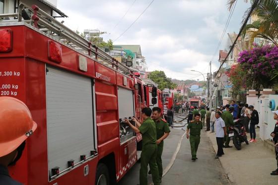 Hỏa hoạn thiêu rụi căn nhà ở trung tâm Đà Lạt ảnh 5