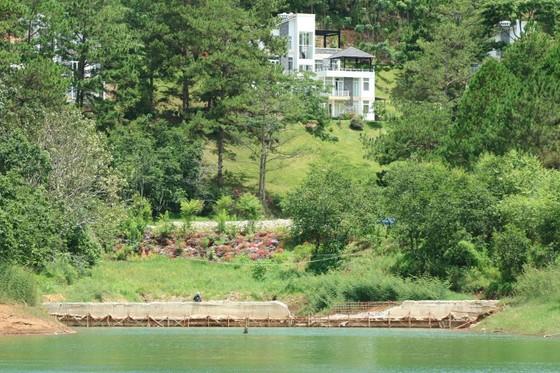 Hàng loạt dự án sai phạm tại hồ Tuyền Lâm 'xếp hàng' chờ xử lý ảnh 2