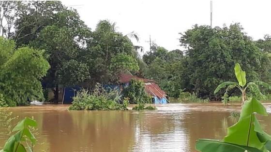 Mưa lớn khiến nhiều khu vực ở Lâm Đồng ngập sâu ảnh 6