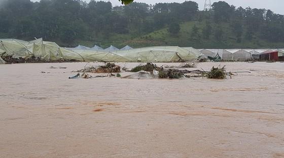 Mưa lũ làm hơn 1.350 căn nhà ở Lâm Đồng bị ngập ảnh 9
