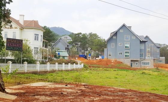 Dự án nghỉ dưỡng tại hồ Tuyền Lâm chây ì khắc phục sai phạm  ảnh 2