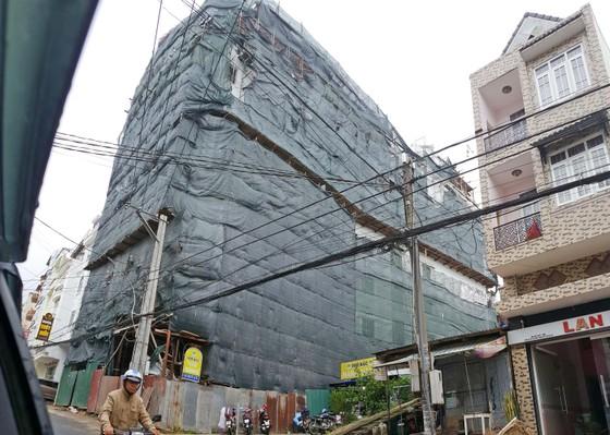 Khách sạn ở trung tâm Đà Lạt xây vượt tầng, sai phép 800m² ảnh 2