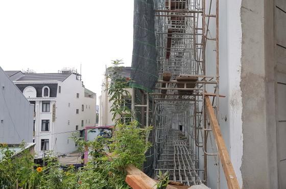 Khách sạn ở trung tâm Đà Lạt xây vượt tầng, sai phép 800m² ảnh 3