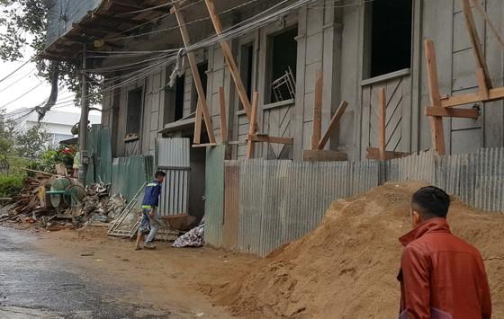 Khách sạn ở trung tâm Đà Lạt xây vượt tầng, sai phép 800m² ảnh 4