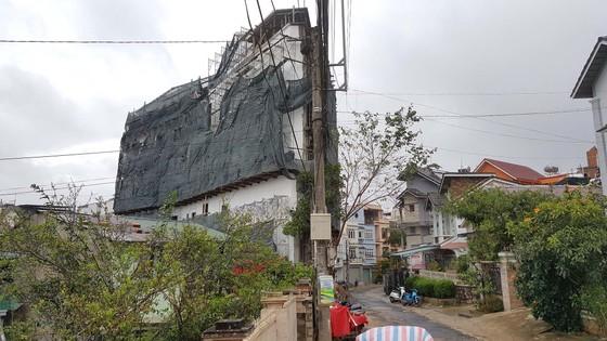 Khách sạn ở trung tâm Đà Lạt xây vượt tầng, sai phép 800m² ảnh 5