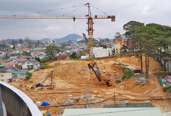 Khách sạn tiêu chuẩn 5 sao xây dựng không phép ở Đà Lạt ảnh 1