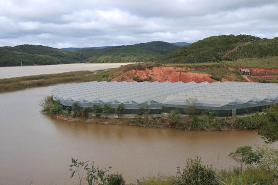 Hồ cấp nước sinh hoạt cho Đà Lạt ngày càng ô nhiễm ảnh 6