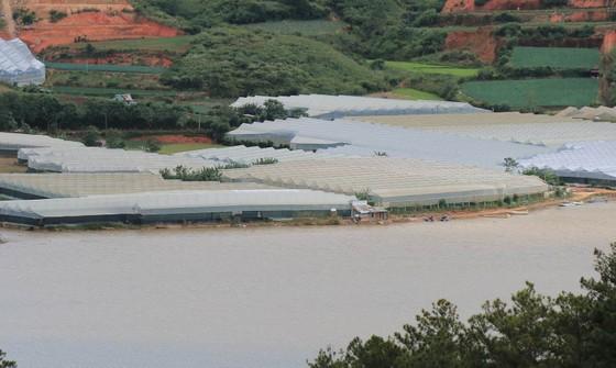Hồ cấp nước sinh hoạt cho Đà Lạt ngày càng ô nhiễm ảnh 3