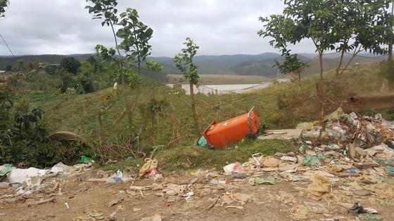 Hồ cấp nước sinh hoạt cho Đà Lạt ngày càng ô nhiễm ảnh 13