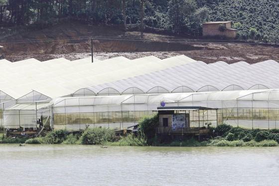 Hồ cấp nước sinh hoạt cho Đà Lạt ngày càng ô nhiễm ảnh 4