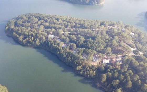 Lại thêm dự án tại hồ Tuyền Lâm – Đà Lạt phá rừng làm khu nghỉ dưỡng ảnh 3