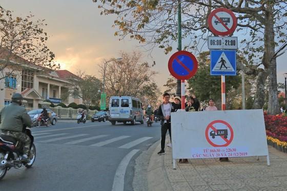 Đà Lạt cấm xe trên nhiều tuyến đường dịp Festival hoa ảnh 1
