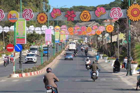 Đà Lạt cấm xe trên nhiều tuyến đường dịp Festival hoa ảnh 2
