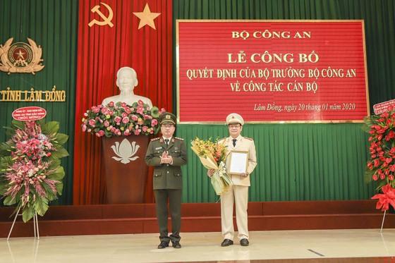 Công an Lâm Đồng có tân giám đốc  ảnh 1