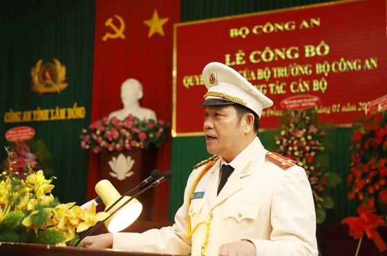 Công an Lâm Đồng có tân giám đốc  ảnh 3