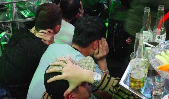 Đột kích quán bar, phát hiện gần 100 người sử dụng ma túy ảnh 3