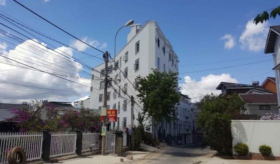 Sẽ cưỡng chế khách sạn xây vượt tầng, sai phép giữa trung tâm Đà Lạt ảnh 3