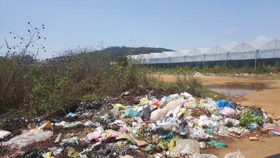Sân bay Cam Ly (Đà Lạt) tràn ngập rác thải ảnh 7