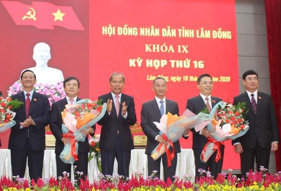 Ông Trần Văn Hiệp được bầu giữ chức Chủ tịch UBND tỉnh Lâm Đồng ảnh 1