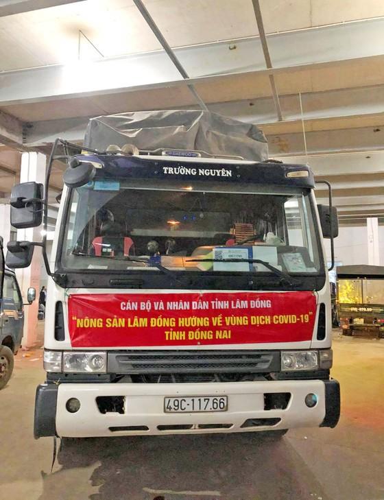 Lâm Đồng tiếp tục gửi 420 tấn rau, củ hỗ trợ các địa phương phòng, chống dịch ảnh 5