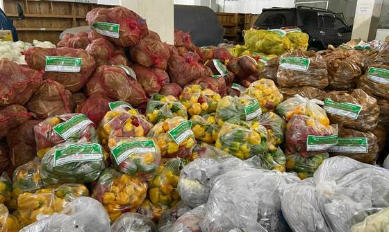 Lâm Đồng tiếp tục gửi 420 tấn rau, củ hỗ trợ các địa phương phòng, chống dịch ảnh 1