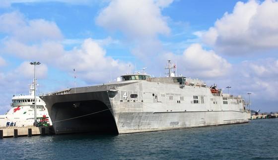 Tàu quân sự nước ngoài tham gia Chương trình đối tác Thái Bình Dương 2017 ảnh 5