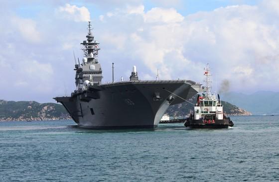 Tàu quân sự nước ngoài tham gia Chương trình đối tác Thái Bình Dương 2017 ảnh 3