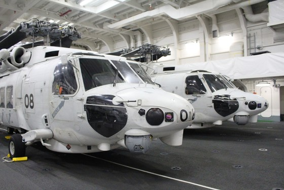 Tàu quân sự nước ngoài tham gia Chương trình đối tác Thái Bình Dương 2017 ảnh 4