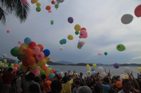 Ngày hội trẻ em khuyết tật trên đảo Hòn Tằm ảnh 2