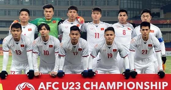 Đây là phần thưởng xứng đáng cho những nỗ lực của đội tuyển U23 Việt Nam