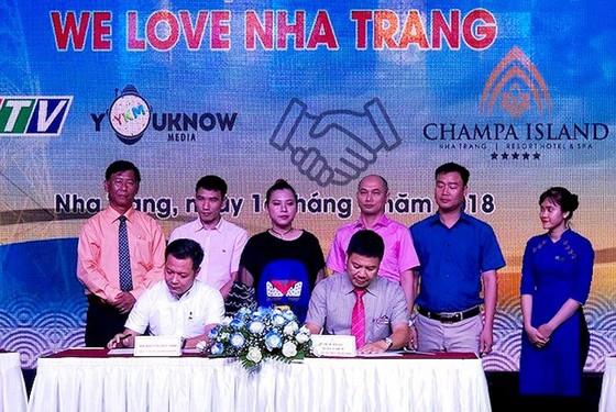 """Phát động cuộc thi """"We love Nha Trang"""" ảnh 1"""