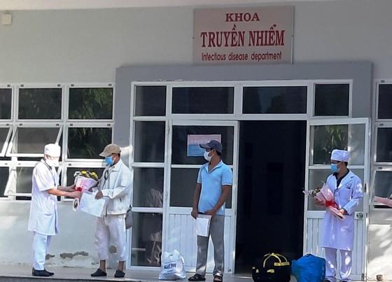 2 bệnh nhân nhiễm Covid-19 tại Ninh Thuận đã xuất viện ảnh 1