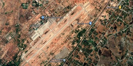 Ninh Thuận kiến nghị đưa sân bay quân sự Thành Sơn thành sân bay lưỡng dụng ảnh 1