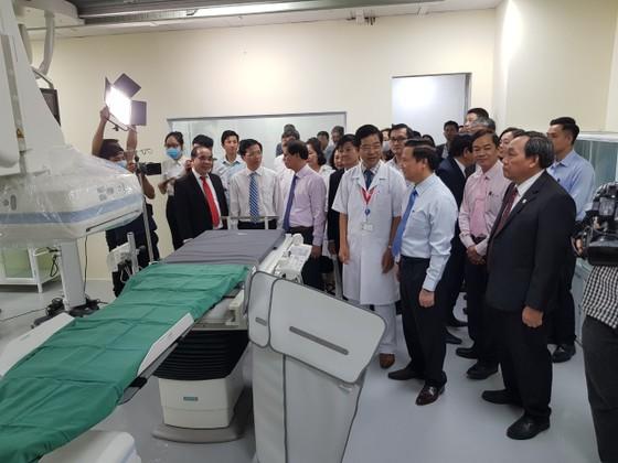 Bệnh viện Khánh Hòa có máy chụp mạch máu số hóa xóa nền trị giá 29 tỷ đồng ảnh 1