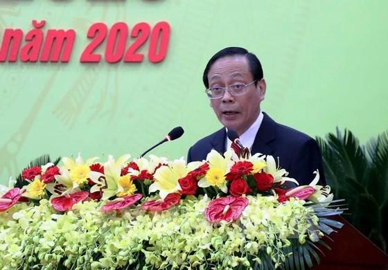 Đồng chí Nguyễn Đức Thanh tái đắc cử Bí thư Tỉnh ủy Ninh Thuận ảnh 1